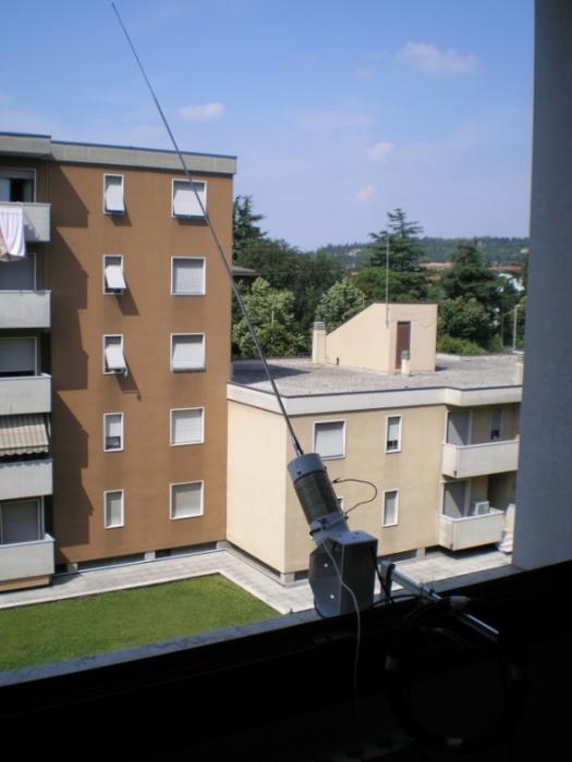 Forum ARI Verona - Vendo Antenna MFJ 1622 - Apartment antenna